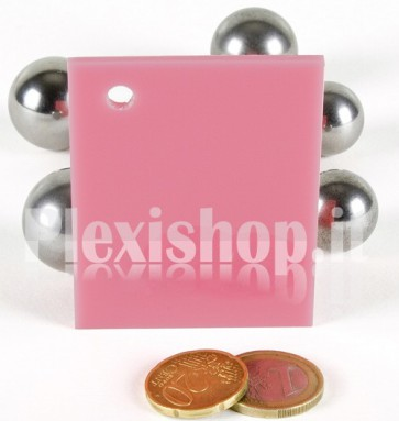Pink 2 ACRIDITE 338 Plexiglass