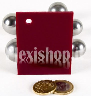 Red 5 ACRIDITE 391 Plexiglass