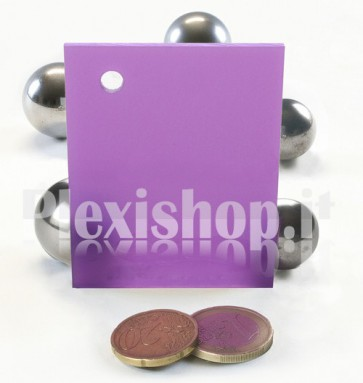 Purple 2 ACRIDITE 430 Plexiglass