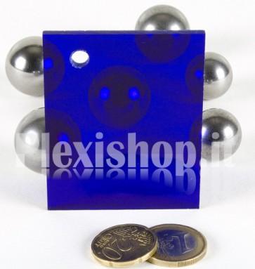 Blue 2 ACRIDITE 521 Plexiglass