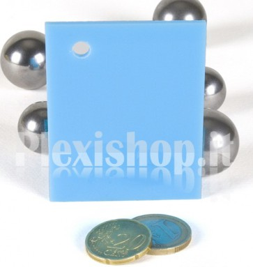 Blue 9 ACRIDITE 692 Plexiglass