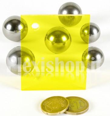Yellow 1 ACRIDITE 720 Plexiglass