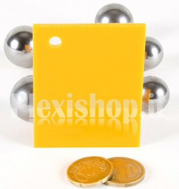 Yellow 3 ACRIDITE 742 Plexiglass
