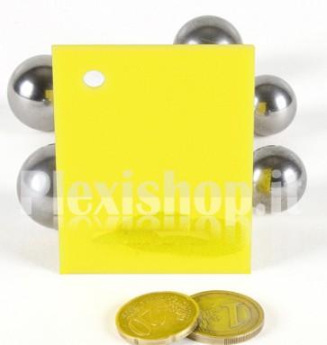 Yellow 4 ACRIDITE 751 Plexiglass