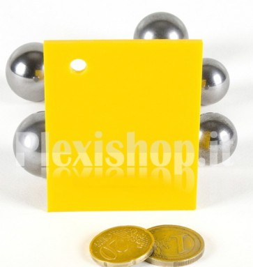 Yellow 5 ACRIDITE 780 Plexiglass