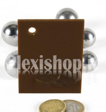 Brown 1 ACRIDITE 851 Plexiglass