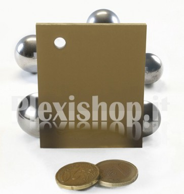 Brown 5 ACRIDITE 932 Plexiglass