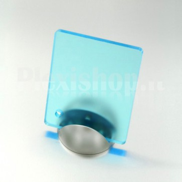 Light Blue Satin Plexiglass