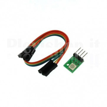 Modulo RGB LED per MCU e Arduino