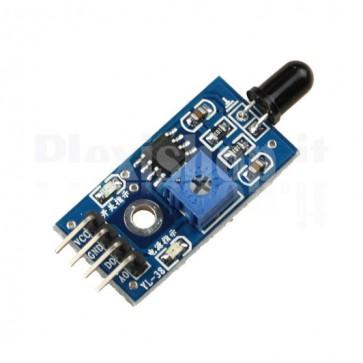 Modulo Sensore di Fiamma FC-01