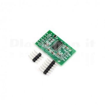 Analog digital converter module HX711