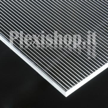 Plexiglass Laserato Illuminazione Superficiale