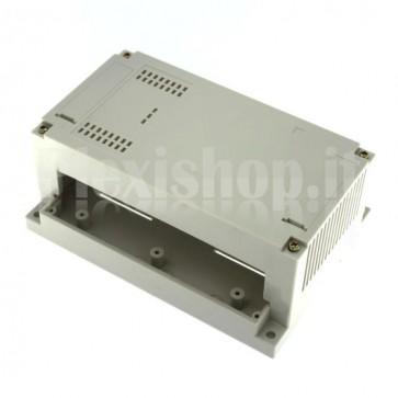 Scatola strumentazione guida DIN – 155x110x64 mm