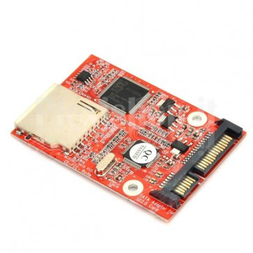Conversion board SATA - SD