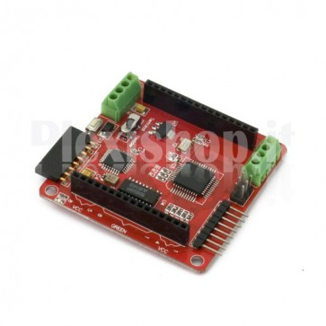 expansion board for RGB Displays 8x8 .