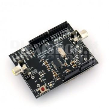 Video Overlay Shield per Arduino