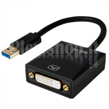 Adattatore Video USB 3.0 a DVI