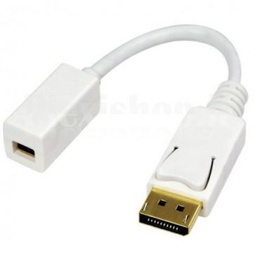 Adattatore DisplayPort 1.1 M/Mini DisplayPort F (Thunderbolt) 15cm