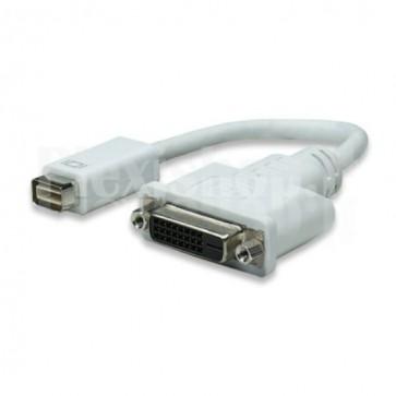 Adattatore Mini-DVI M a DVI-D F