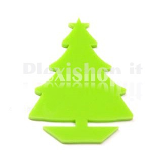 2 Green Tree Plexiglass