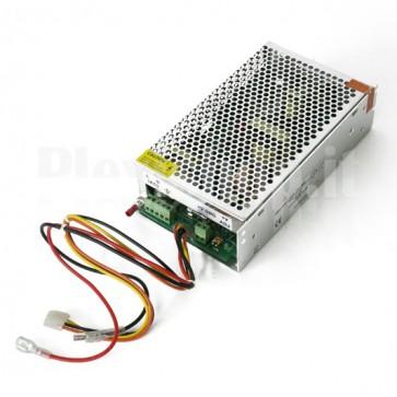 Alimentatore switching con caricamento batteria - 13.8V 10A