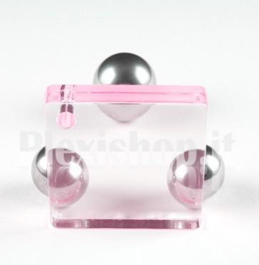 Fucsia Soft Fluo Plexiglass
