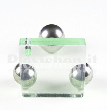 Green Soft Fluo Plexiglass