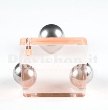 Orange Soft Fluo Plexiglass