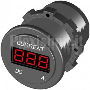 Amperometro Digitale - Serie Modulare DC