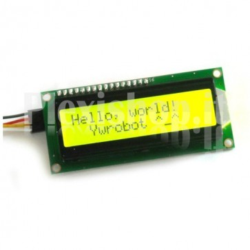LCM1602 Module