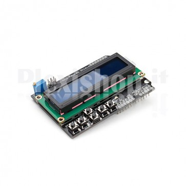 DFR0009 Module, LCD Module and related keyboard