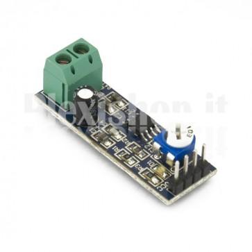 Modulo LM386 200 - Amplificatore Bassa Frequenza