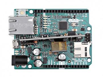 Arduino Leonardo ETH con POE