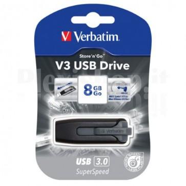 Memoria USB 3.0 Verbatim 8 GB