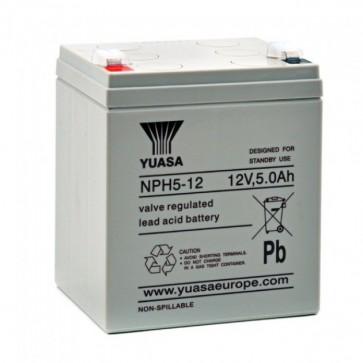 Batteria Piombo-Acido per UPS 12 V 5 Ah, NPH5-12