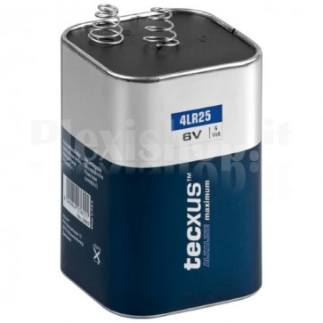 Batteria 6V Alcalina 4LR25