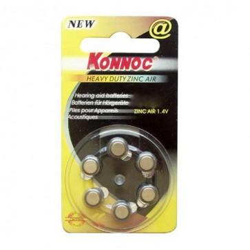 Batterie a bottone (PR675P, PR44) 6pz