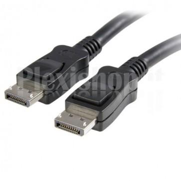 Cavo Audio/Video DisplayPort M/M 1 m Nero