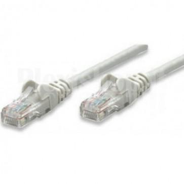 Cavo di rete Patch in Rame Cat. 6 Grigio S/FTP 3 m