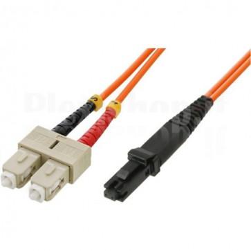 Cavo fibra ottica SC/MT-RJ 62,5/125 Multimodale 1 m OM1