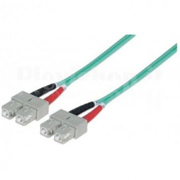 Cavo fibra ottica SC/SC 50/125 Multimodale 1 m OM2