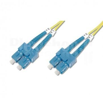 Cavo fibra ottica SC/SC 9/125 Monomodale 10 m OS2