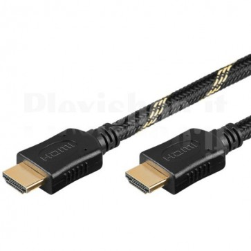 Cavo HDMI High Speed con Ethernet A/A M/M