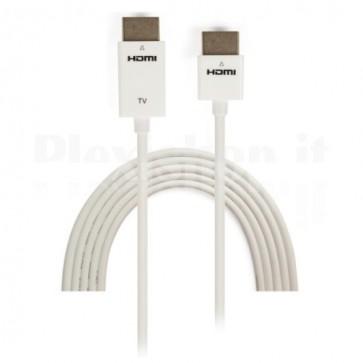 Cavo HDMI High Speed con Ethernet Ultra Slim