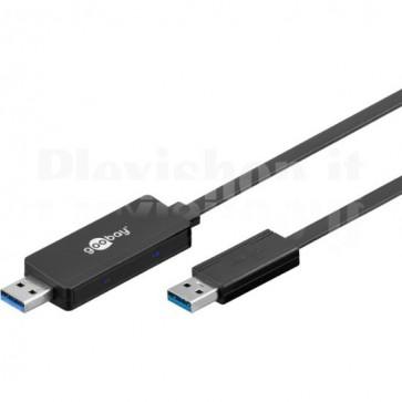 Cavo Trasferimento Dati USB 3.0 ad Alta Velocità