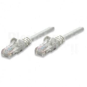Cavo di rete Patch in CCA Cat. 6 Grigio UTP 3 mt