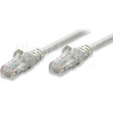 Cavo di rete Patch in Rame Cat. 6A Grigio SFTP 0,5 mt