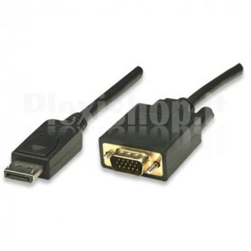 Cavo Monitor da DisplayPort a VGA 3 m