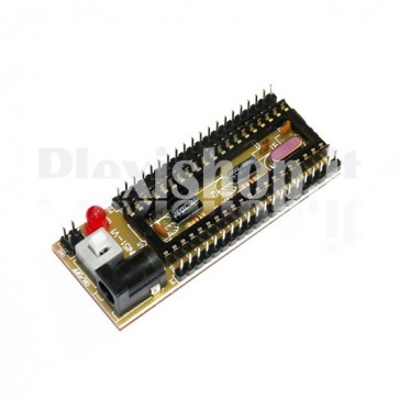 Demo board MINI51-V1 per MCU AT89C51 AT89S52 STC89C52 MCS51