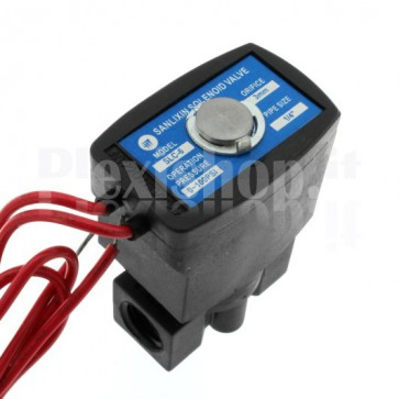 "Electro valve SLC6 1/4"" NC"